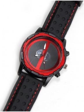 Reloj cronómetro de pulsera Deadpool