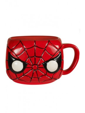 Taza Funko Pop Spider-Man