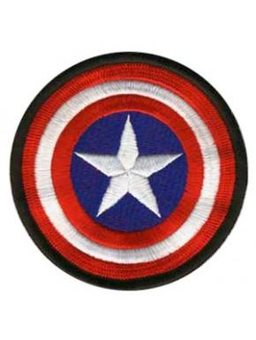 Capitán América parche