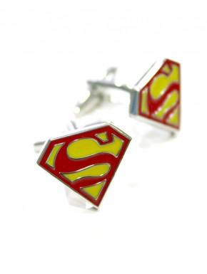 Gemelos en acero Superman