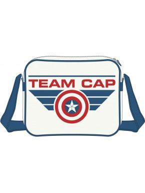 Bandolera cuero Team Cap