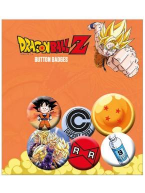 Chapas Dragon Ball Z