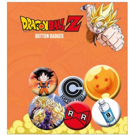 Chapas Dragon Ball Z Por Solo 4 50 Lafrikileria Com