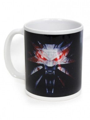 Taza The Witcher 3 Wild Hunt