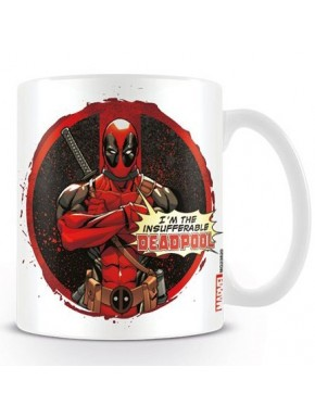 Taza Deadpool weapons
