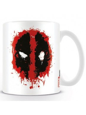 Taza Deadpool insufferable