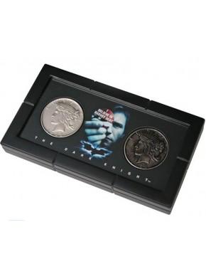 Réplica monedas Harvey Dent - Dos Caras
