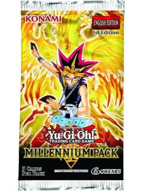 Yu-Gi-Oh! Sobre Millennium Pack versión en Inglés