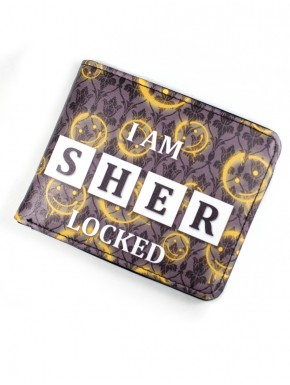 Cartera Sherlock Sherlocked