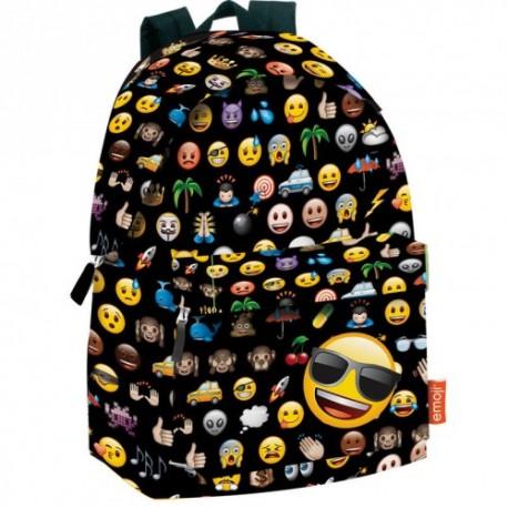 comprar popular da022 32d0d Mochila Emoji ajustable - La Frikilería