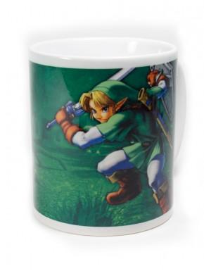 Taza Ocarina of Time Zelda