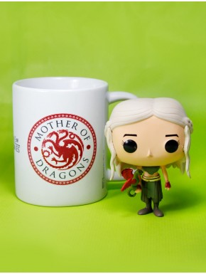 Pack Funko Taza Daenerys Mother