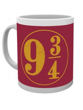 Taza Harry Potter Andén 9 3/4