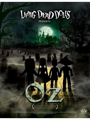 Pack Muñecas Living Dead Doll - El Mago de Oz
