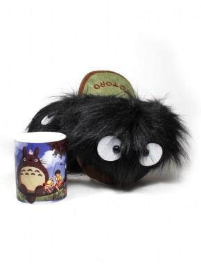 Pack Totoro taza y zapas