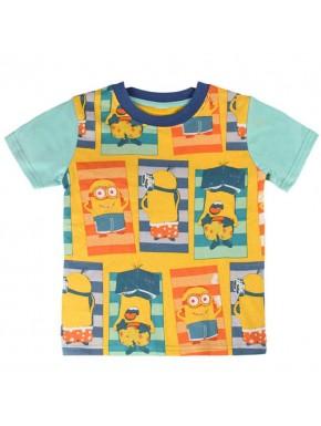 Minions Beach camiseta infantil