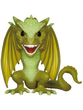 Funko Pop dragón Rhaegal Gigante Juego de Tronos