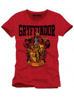 Camiseta escudo Gryffindor