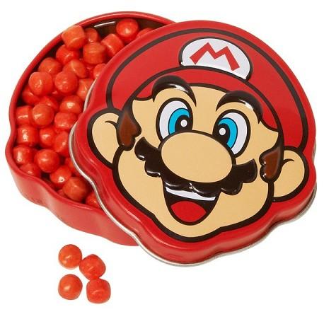 Caramelos Super Mario face
