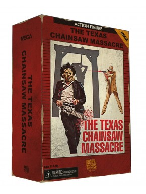 Figura Leatherface Matanza de Texas