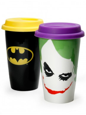 Pack de viaje Joker y Batman