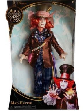 Figura Sombrerero Loco 35 cm Ed. Collector