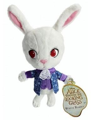 Peluche 25 cm Conejo Blanco Alicia