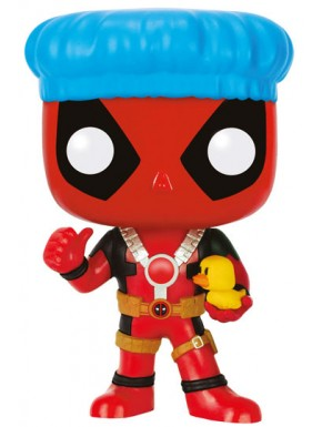Funko Pop Deadpool Ducha