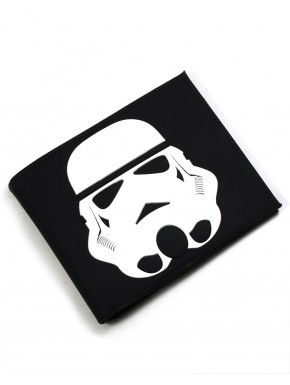 Cartera caucho Star Wars Stormtrooper