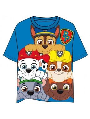 Camiseta Patrulla canina faces