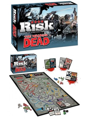 Risk The Waking Dead