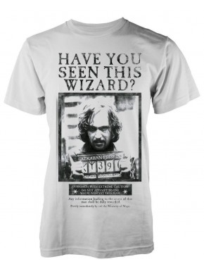 Harry Potter Camiseta Wanted