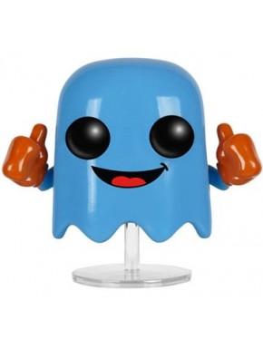 Funko Pop Inky Pac-Man Fantasma Azul