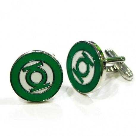 Gemelos de Acero Linterna Verde