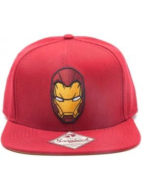 Gorra Marvel Iron Man