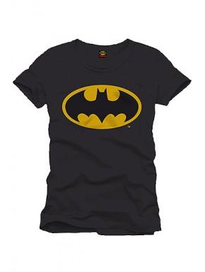 Camiseta logo Batman classic