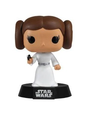 Funko Pop Princesa Leia Star Wars