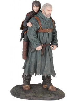 Figura Hodor y Bran Dark Horse 23cm