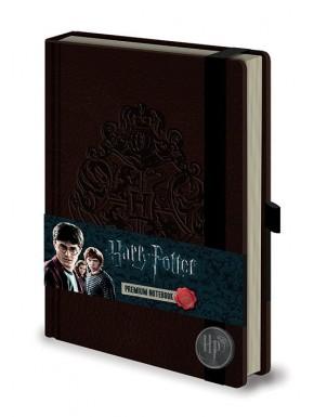 Libreta Premium A5 Harry Potter