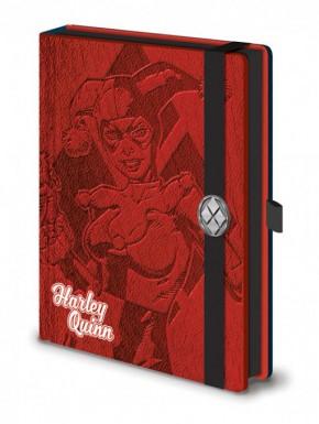 Libreta Premium A5 Harley Quinn