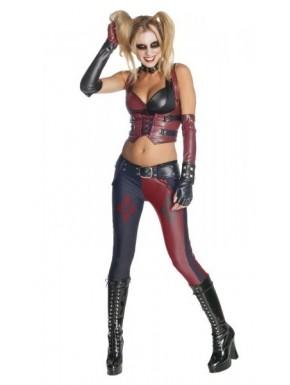 Cosplay Harley Quinn Arkham premium