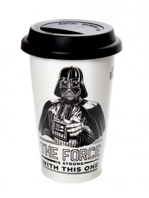 Taza de viaje Darth Vader