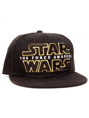Gorra Star Wars Episodio VII