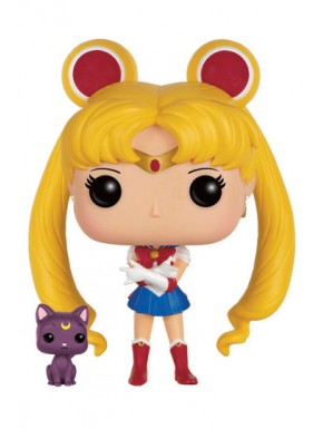 Funko Pop Sailor Moon y Luna