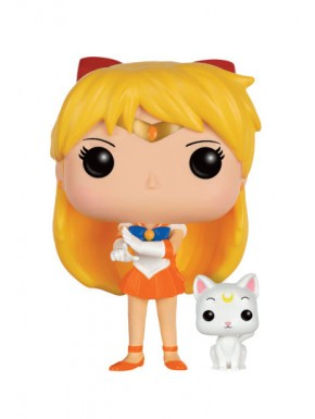Funko Pop Sailor Venus y Artemis