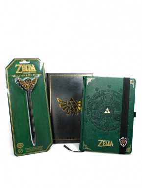 Pack Zelda notes