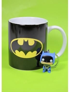 Pack Batman mini Funko Taza