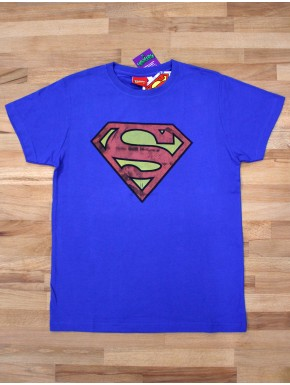 Camiseta vintage Superman Logo