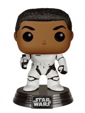 Funko pop Star Wars Episodio VII Finn Stormtrooper