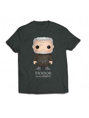 Camiseta Juego de Tronos Hodor Pop